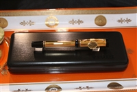 Parker Duofold 23k Gold Plated Rollerball Pen
