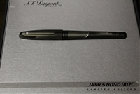 S.T. Dupont James Bond 007 Rollerball Pen