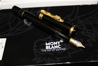 Montblanc Agatha Christie Imperial Dragon Fountain Pen