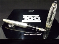 Montblanc 100 Anniversary Soulmaker Fountain Pen