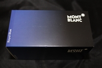 Montblanc Royal Blue Bottled Ink