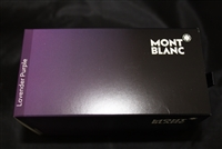 Montblanc Lavender Purple Bottled Ink