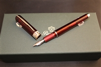 Pineider Avatar UR Demo Red Wine Fountain Pen