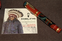 Delta Native American Indigenous Fountain Pen