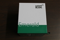 Montblanc Emerald Green Bottled Ink