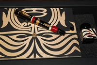 Delta Indigenous People Maori Fountain Pen