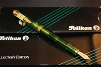 Pelikan M800 Green Demonstrator Collector's Edition
