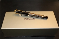 M400 Special Edition Brown Tortoiseshell Fountain Pen