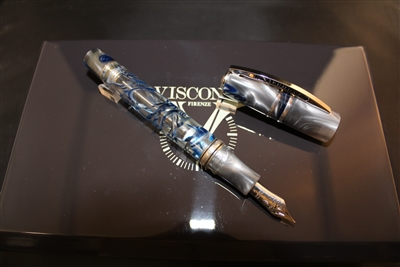 Visconti London Fog Fountain Pen Limited Edition