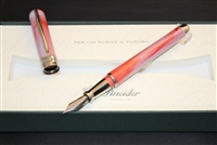 Pineider Avatar UR Fountain Pen Angel Skin