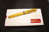 Sheaffer Connoisseur Yellow Sun Fountain Pen