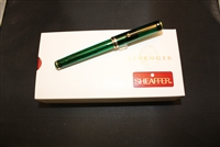 Sheaffer Connoisseur Aegean Sea Fountain Pen