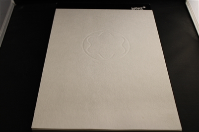 Montblanc A4 Blank Notepad