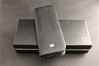 Montblanc Leather 2 pen zipper case-Boheme