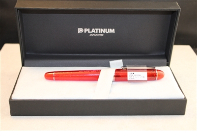 Platinum Carnelian 3776 Fountain Pen