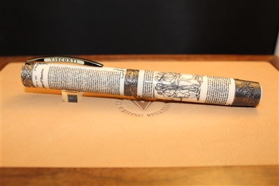 Visconti Decleration of Independence Fountain Pen