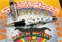 ACME Beatles Limited Edition Magical Mystery Tour Rollerball Pen and Card case set